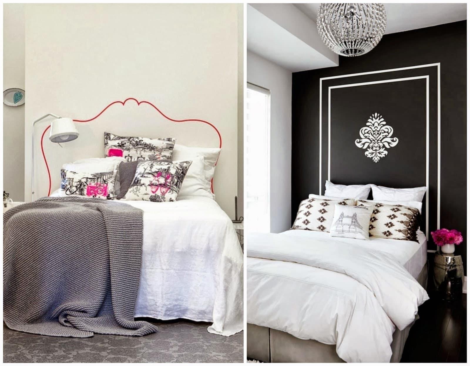 Cabeceros originales y baratos para dormitorios infantiles - Cabeceros de cama originales pintados ...