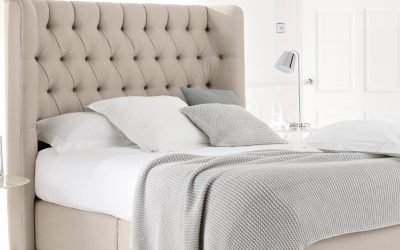 Cabeceros tapizados en tela para todos los dormitorios