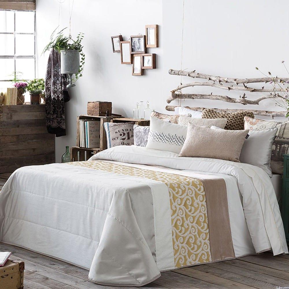 Colchas para camas de todos los estilos colch n expr s for Colchas para camas de 150 con canape
