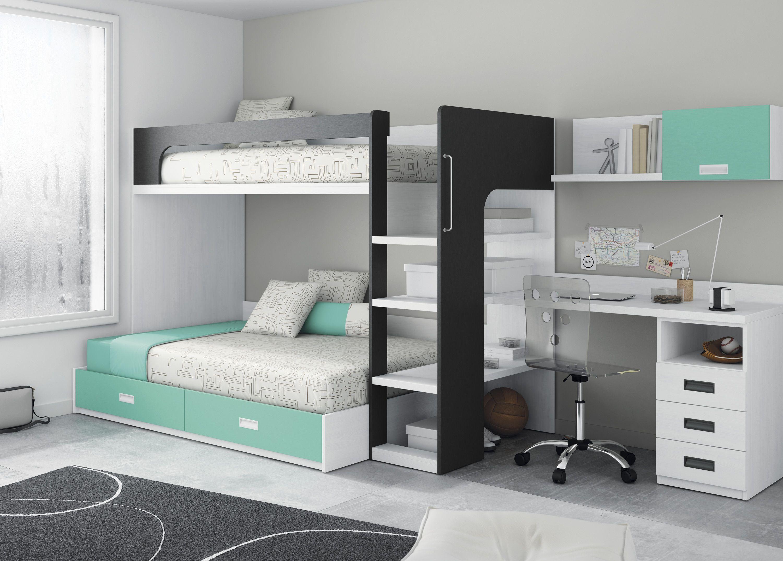 literas con cama nido 3 consejos del descanso y colchones
