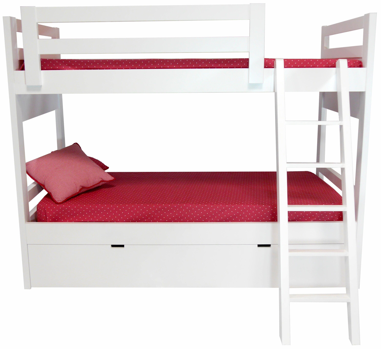 Literas con cama nido consejos del descanso y colchones - Litera con cama nido ...