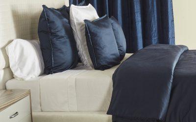 Sábanas modernas para tu dormitorio