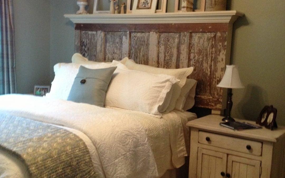 Cabeceros vintage para dormitorios actuales Colchn Exprs
