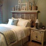 Cabeceros vintage para dormitorios actuales
