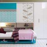 Camas abatibles para dormitorios pequeños