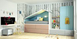 camas nidos