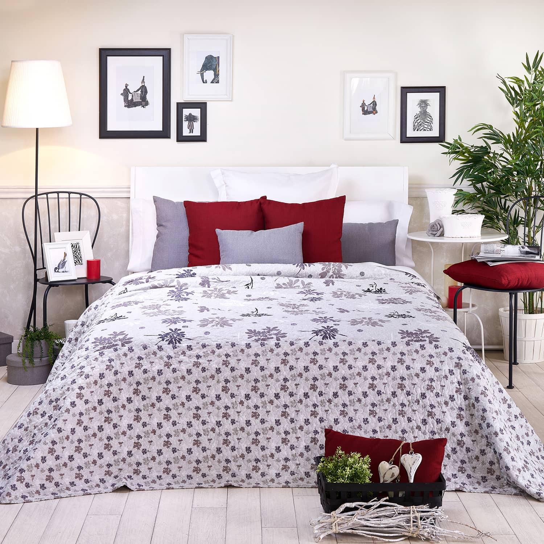 Colchas modernas no s lo en verano colch n expr s - Colchas de cama modernas ...