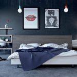 Cuadros para dormitorios modernos: Cómo colocarlos con éxito