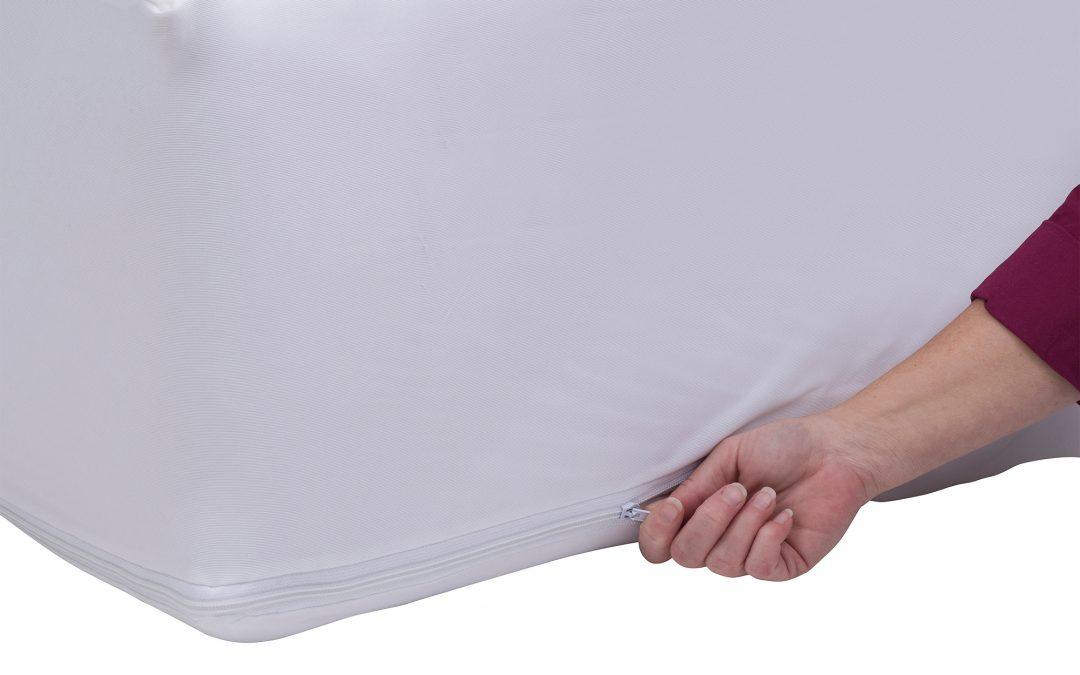 La importancia de usar un cubre colchón