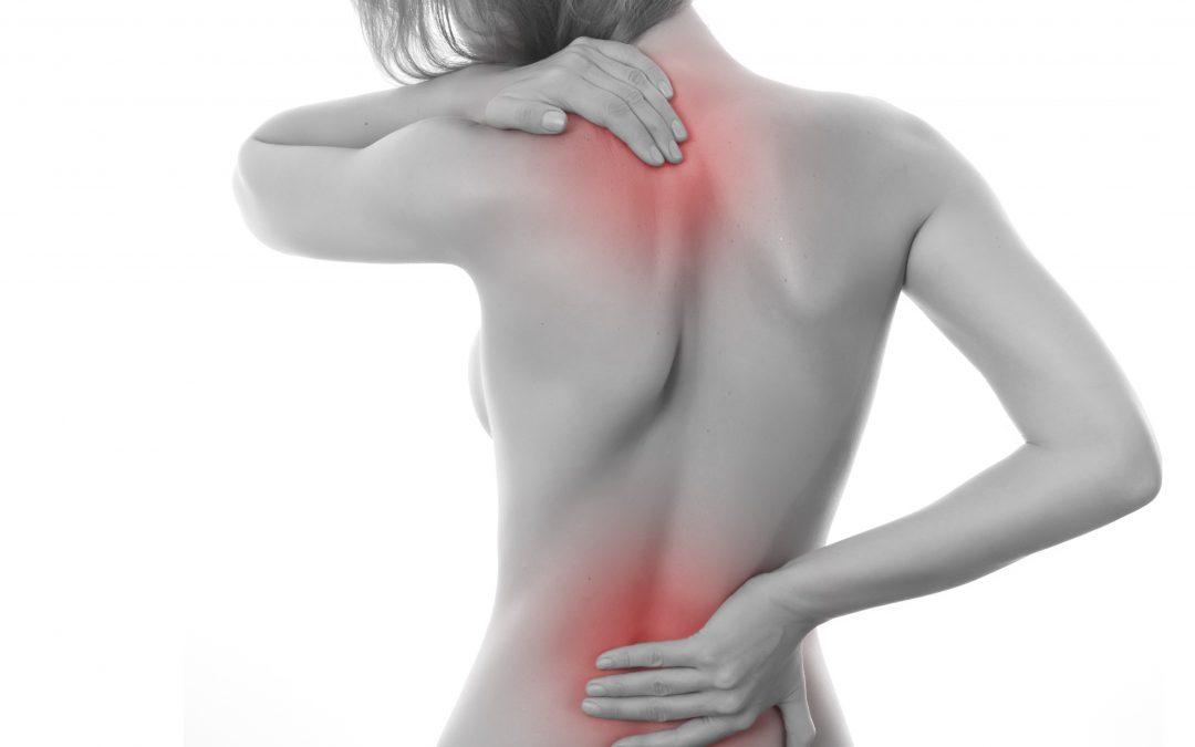Bolyat limfouzly sobre el cuello a la presión