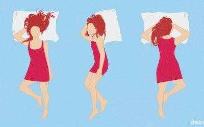 La mejor postura para dormir bien