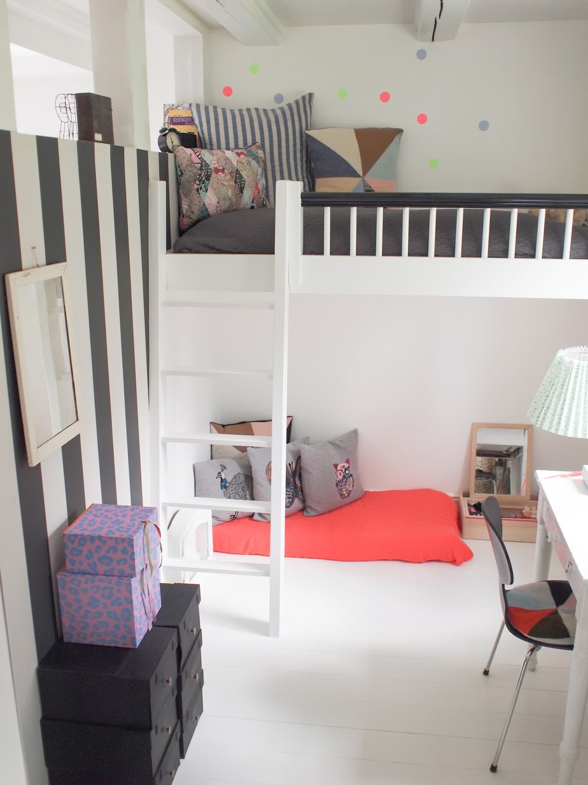 camas elevadas