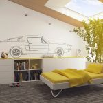 Dormitorios modernos para los más jóvenes