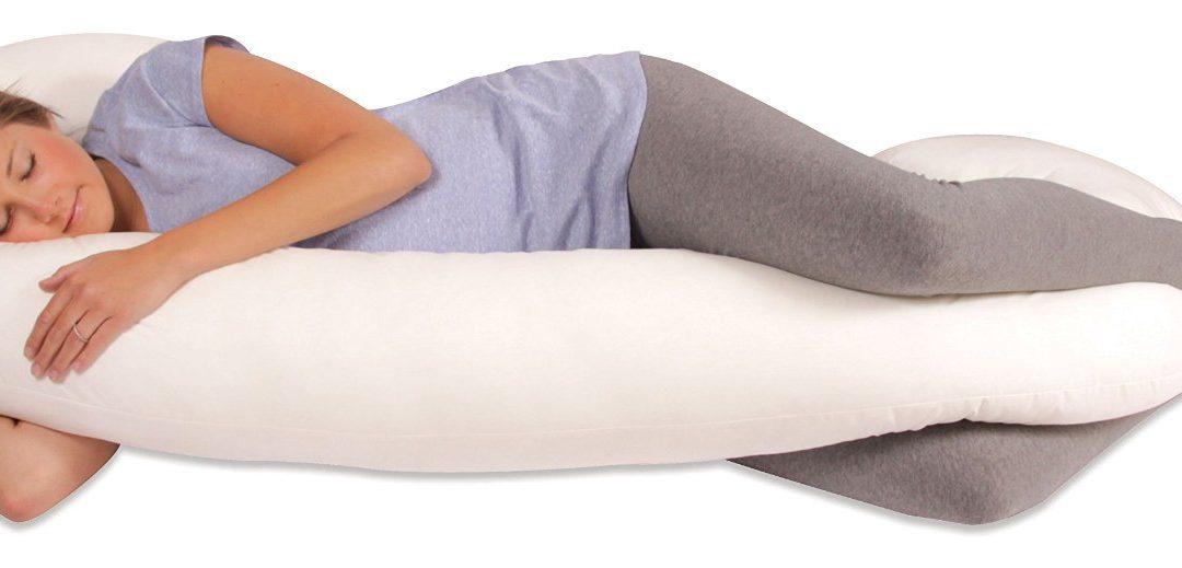 Almohadas para embarazadas: cómodas y prácticas