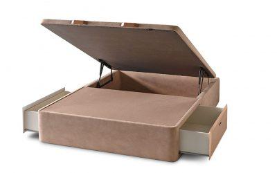 Camas con almacenaje para tu dormitorio