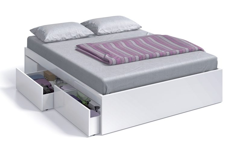 camas con almacenaje