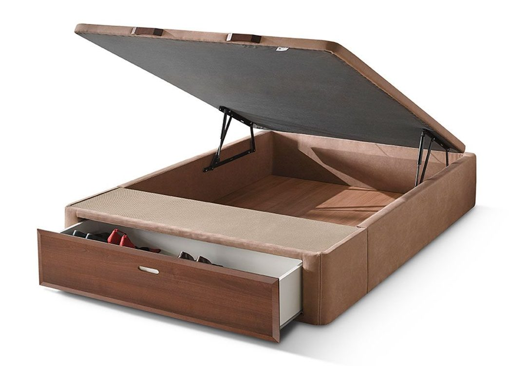 Lateral Storage Bed