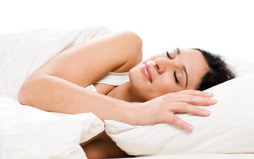 Cómo dormir bien cada noche