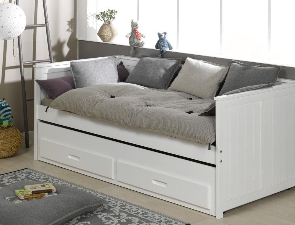 Gu a para comprar cama nido para ni os colch n expr s for Cama nido con cajones ikea