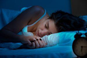 relajación para dormir