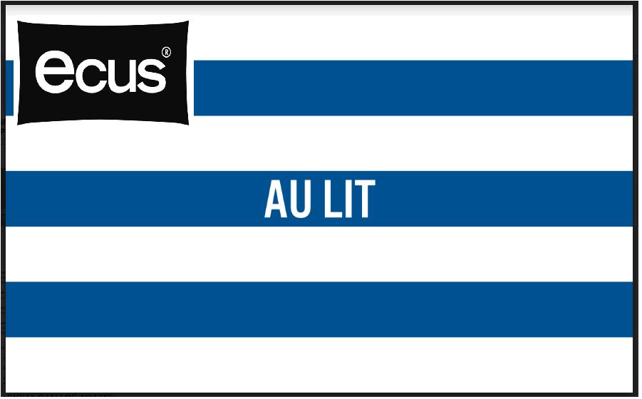 Canapés Ecus Au Lit