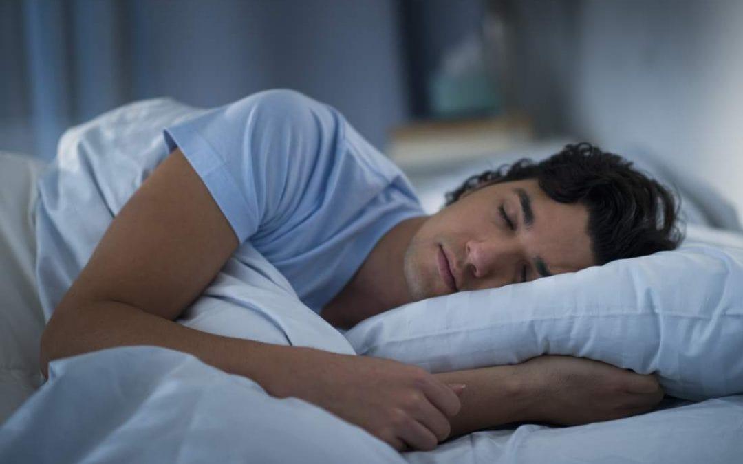 Posturas para dormir y descansar mejor