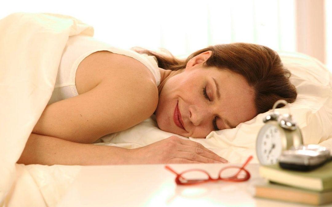 Algunos métodos para dormir más fácilmente
