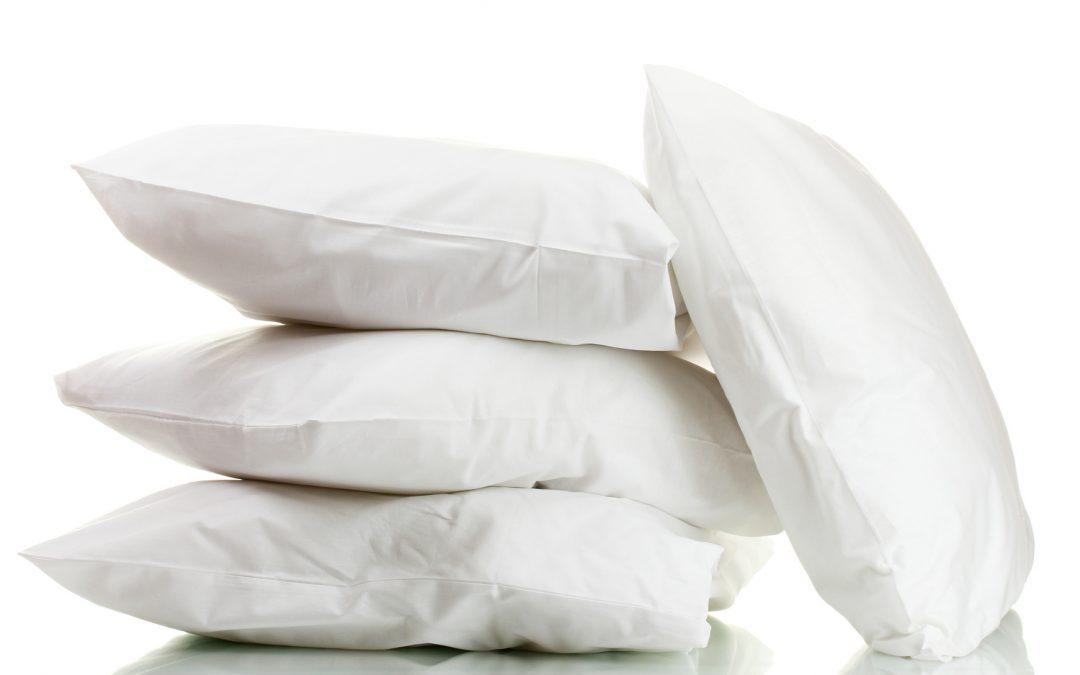 Tipos de almohadas que podemos encontrar