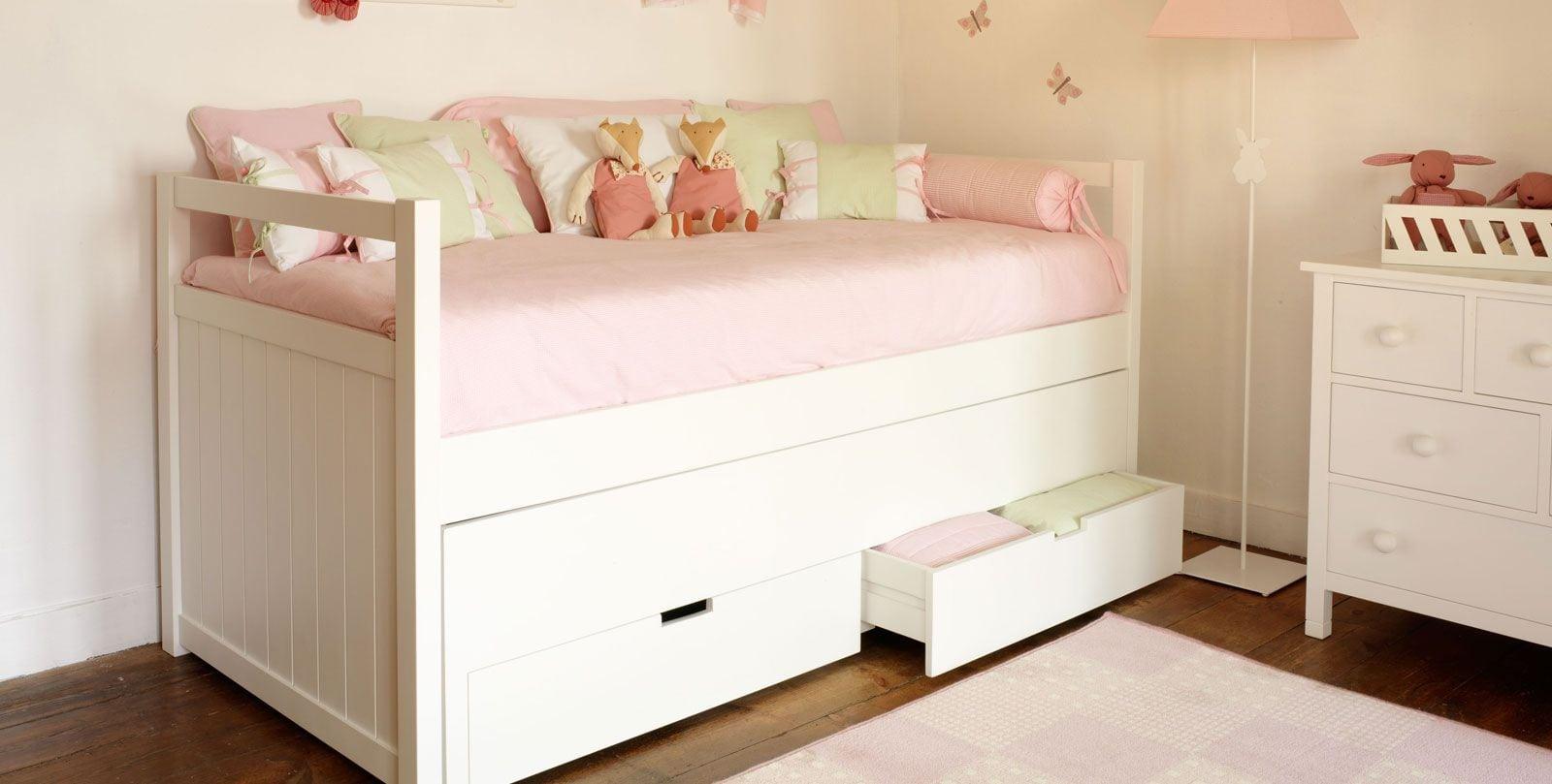 Las opciones que existen al comprar cama nido colch n expr s for Cama nido de tres camas