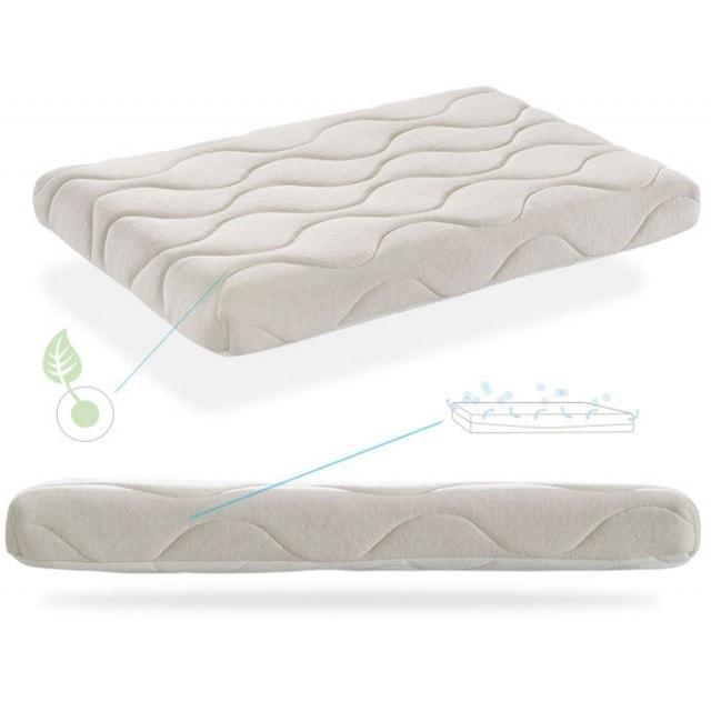 colchón para minicuna