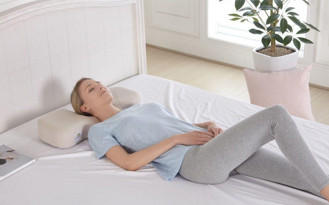 Los beneficios de una almohada ergonómica