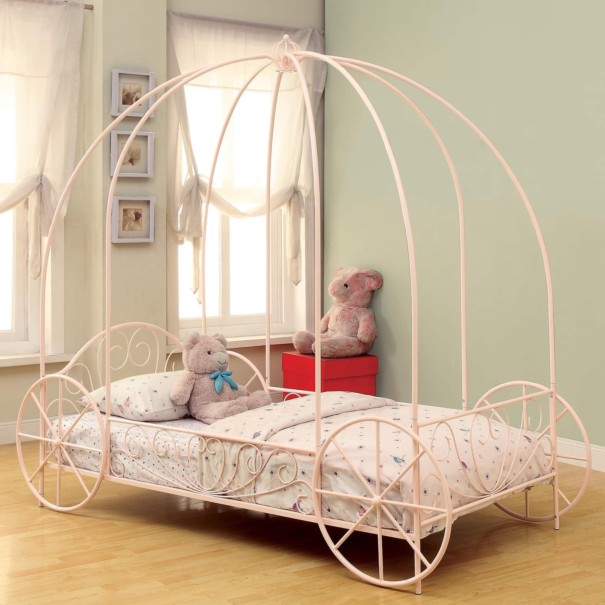 Camas Para Ni Os Peque Os C Modas Y Bonitas Colch N Expr S ~ Dormitorios Infantiles Niña Princesas