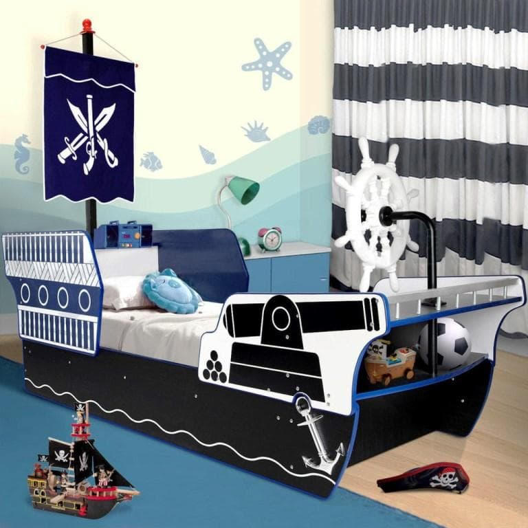 camas para niños pequeños