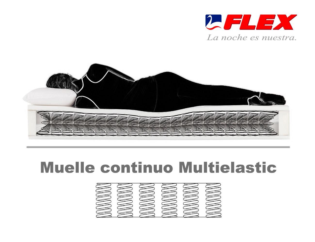colchón flex habana