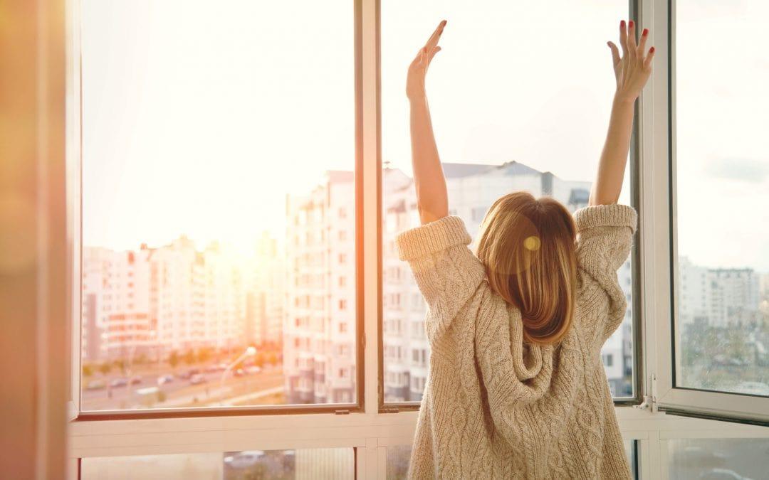 Cómo descansar bien y levantarse con energía