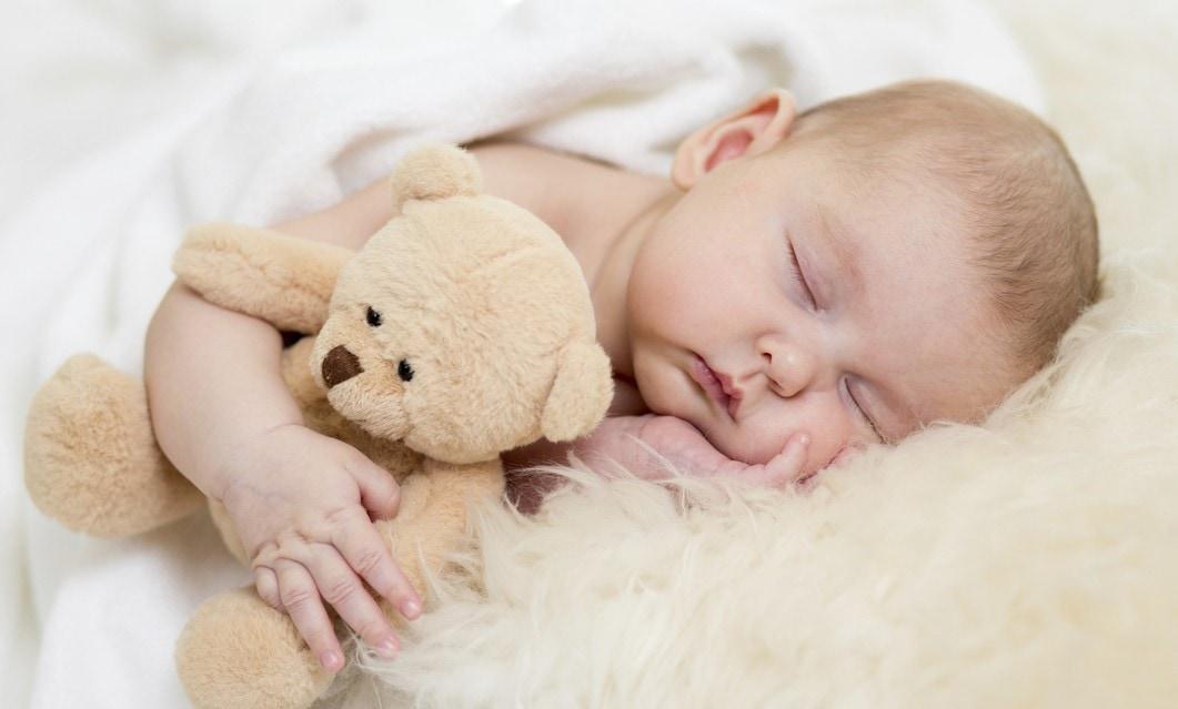 Cómo dormir a un bebé fácilmente