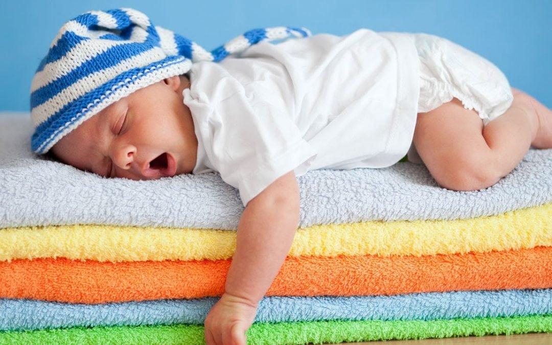 Relajación para niños antes de dormir