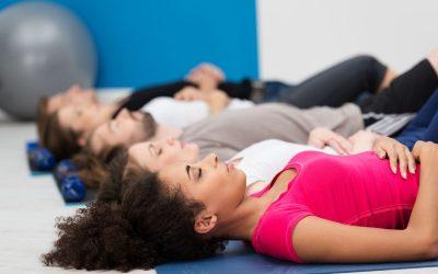 Ejercicios de relajación y meditación para estar más tranquilo