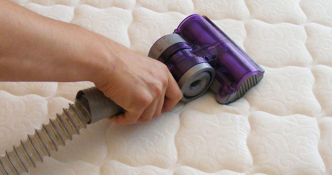 ¿Sabes cómo hacer la limpieza de colchones?