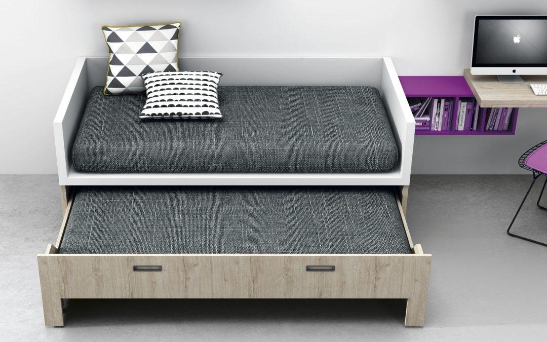 Habitaciones infantiles medidas cama nido colch n expr s - Medidas de camas infantiles ...