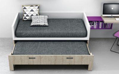 Habitaciones infantiles: Medidas cama nido