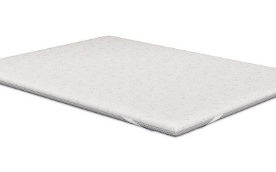 Sobre colchón viscoelástico para un confort extra