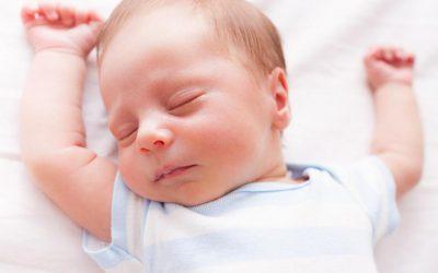 Algunos trucos para dormir a un bebé