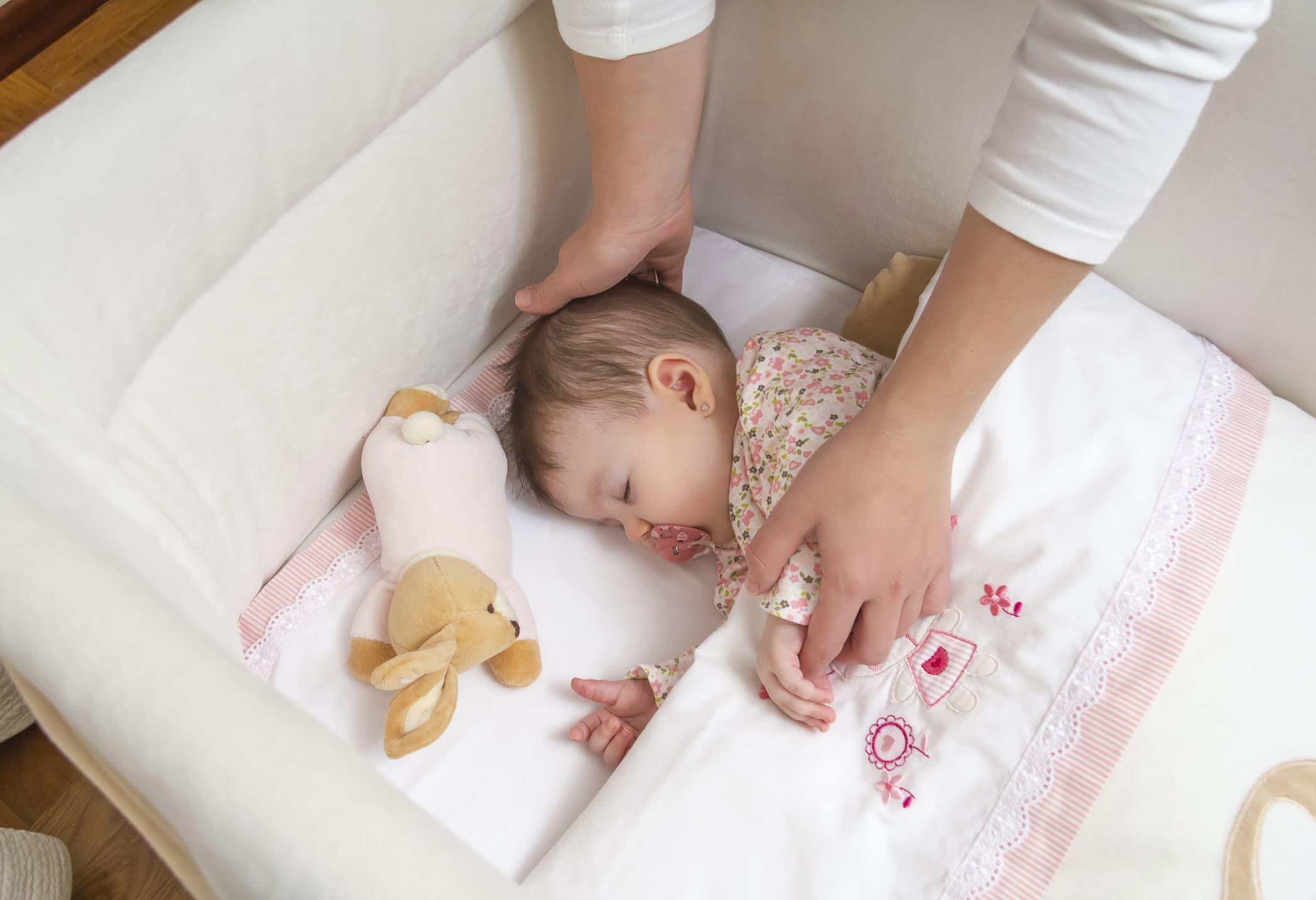 trucos para dormir a un bebé