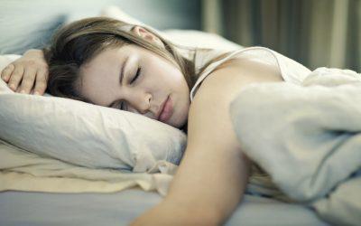 Dormir profundamente es bueno para la salud
