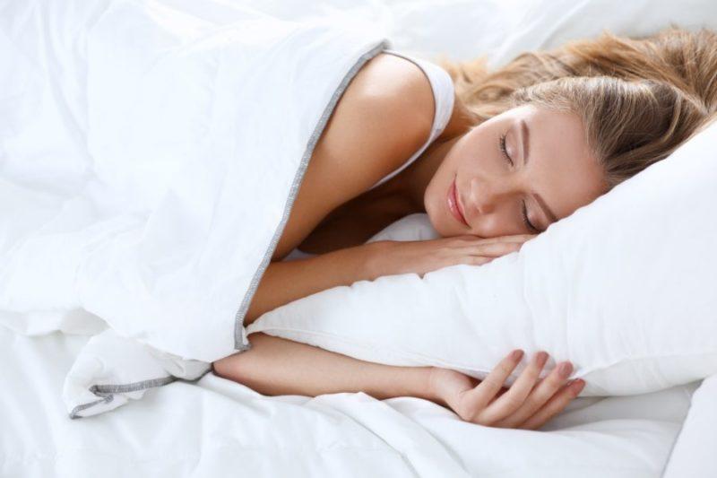 dormir profundamente