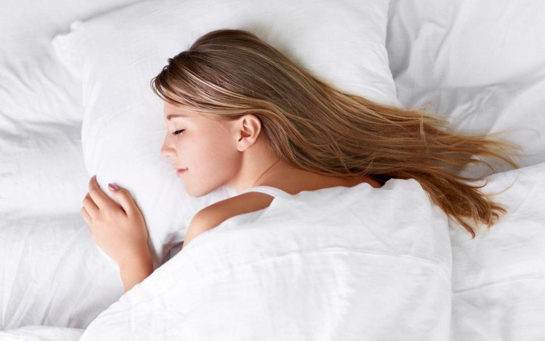 Cómo dormir profundamente cada noche