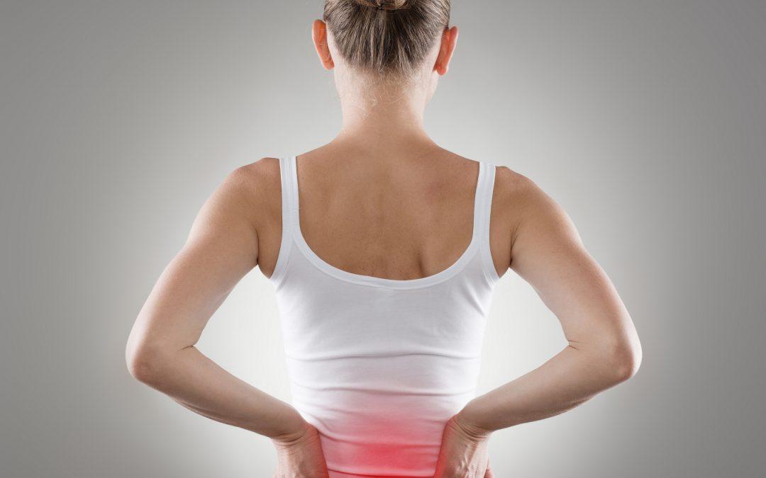 Dolor de espalda: Causas que no imaginas
