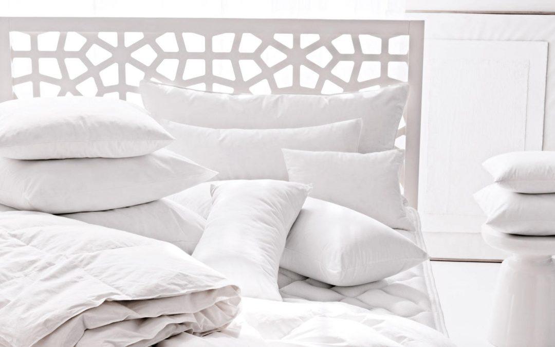 Elegir almohada y acertar con Colchón Exprés