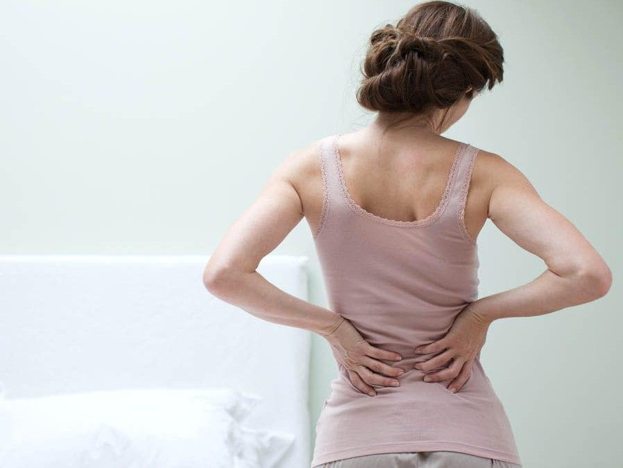 Remedios para el dolor de espalda no convencionales